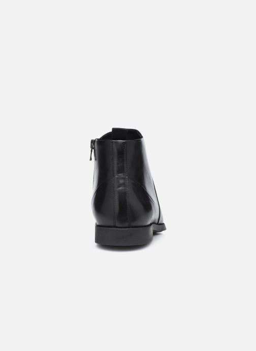 Stiefeletten & Boots Geox U KASPAR U048HB0 schwarz ansicht von rechts
