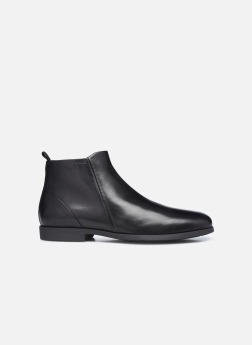 Stiefeletten & Boots Geox U KASPAR U048HB0 schwarz ansicht von hinten