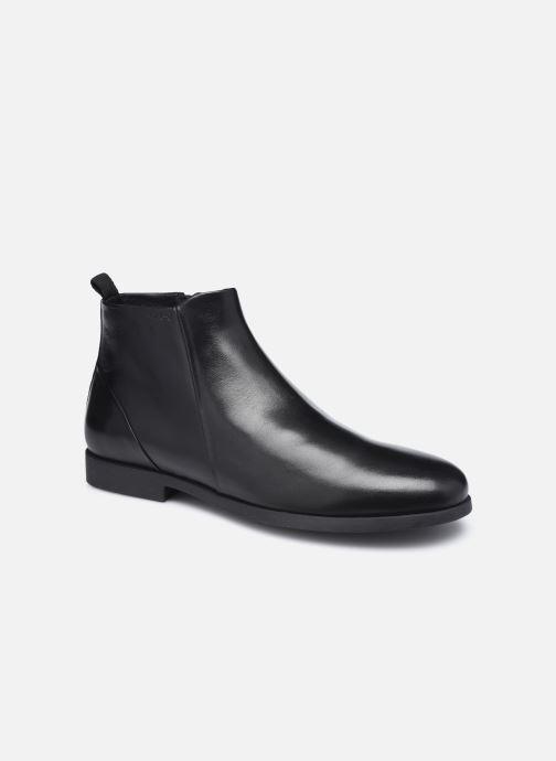 Stiefeletten & Boots Geox U KASPAR U048HB0 schwarz detaillierte ansicht/modell