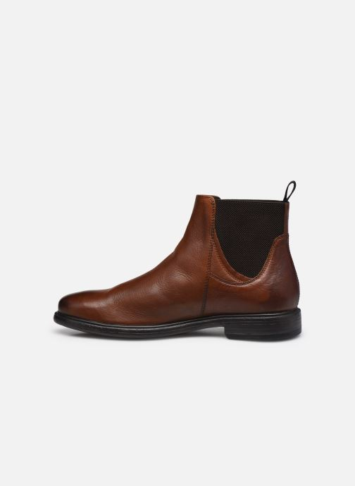 Stiefeletten & Boots Geox U TERENCE U047HA braun ansicht von vorne