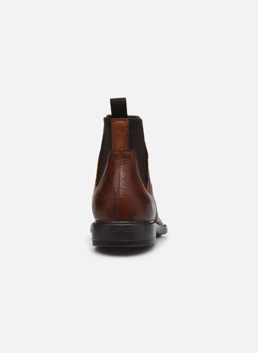 Bottines et boots Geox U TERENCE U047HA Marron vue droite