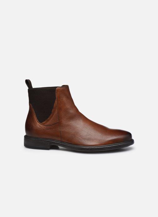 Stiefeletten & Boots Geox U TERENCE U047HA braun ansicht von hinten