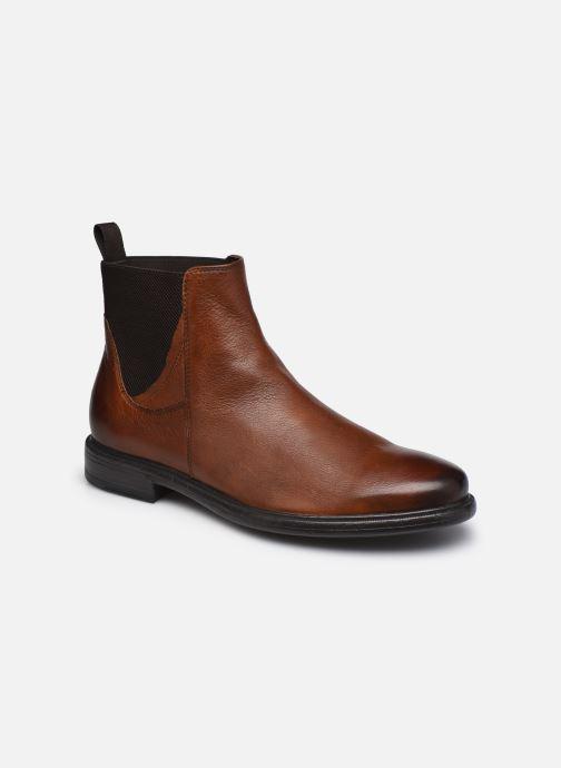 Bottines et boots Geox U TERENCE U047HA Marron vue détail/paire