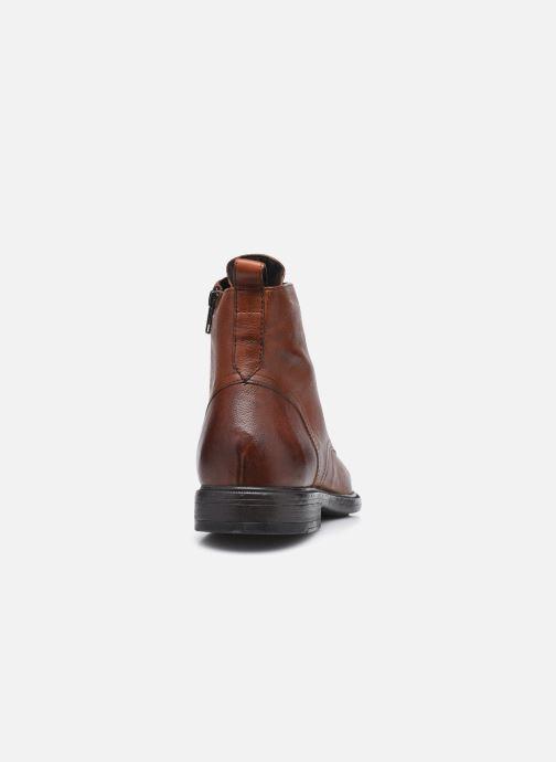 Bottines et boots Geox U TERENCE U047HD Marron vue droite