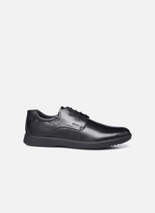 Zapatos con cordones Geox U DANIELE Negro vistra trasera