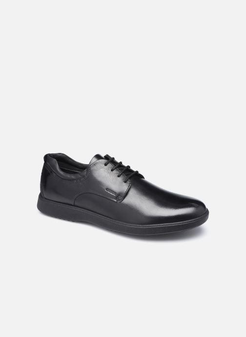 Zapatos con cordones Geox U DANIELE Negro vista de detalle / par
