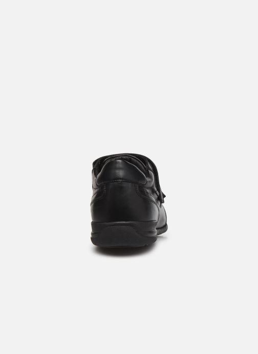 Sneaker Geox U TIMOTHY U046TB schwarz ansicht von rechts