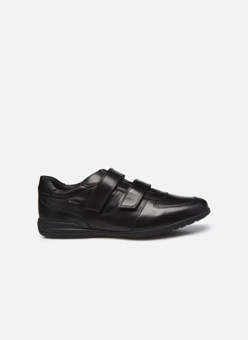 Sneaker Geox U TIMOTHY U046TB schwarz ansicht von hinten