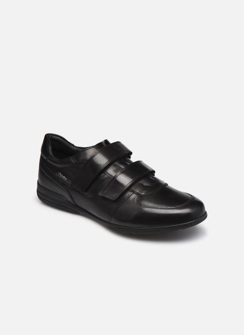 Sneaker Geox U TIMOTHY U046TB schwarz detaillierte ansicht/modell