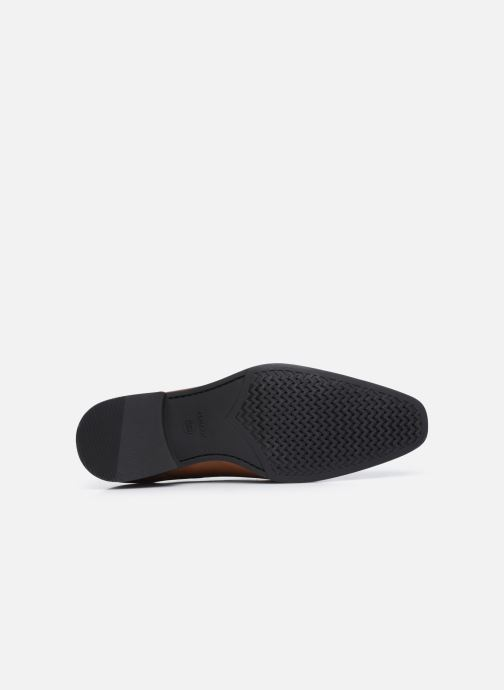 Chaussures à lacets Geox UOMO HIGH LIFE Marron vue haut