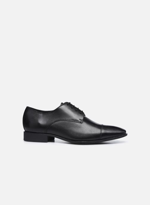 Chaussures à lacets Geox UOMO HIGH LIFE Noir vue derrière