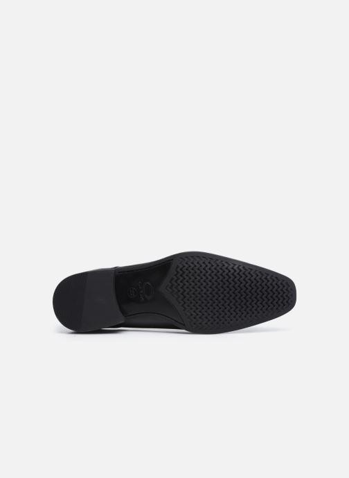 Chaussures à lacets Geox UOMO HIGH LIFE Noir vue haut