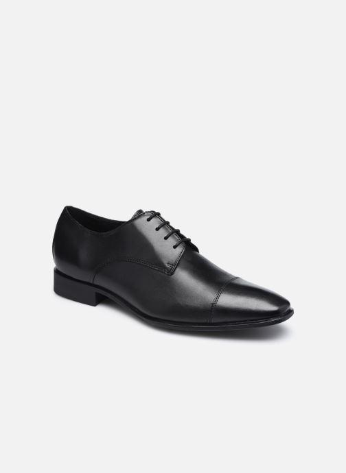 Chaussures à lacets Geox UOMO HIGH LIFE Noir vue détail/paire