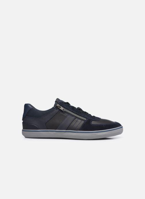 Sneaker Geox U ELVER blau ansicht von hinten