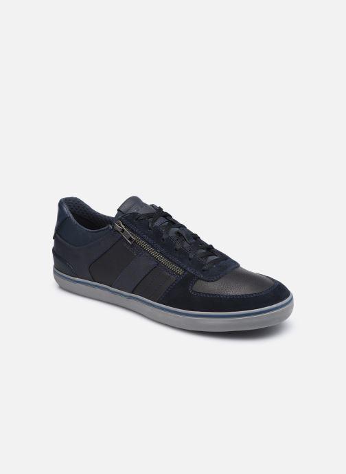 Sneaker Geox U ELVER blau detaillierte ansicht/modell