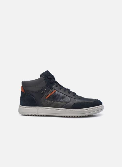 Sneakers Geox U LEVICO B ABX Azzurro immagine posteriore