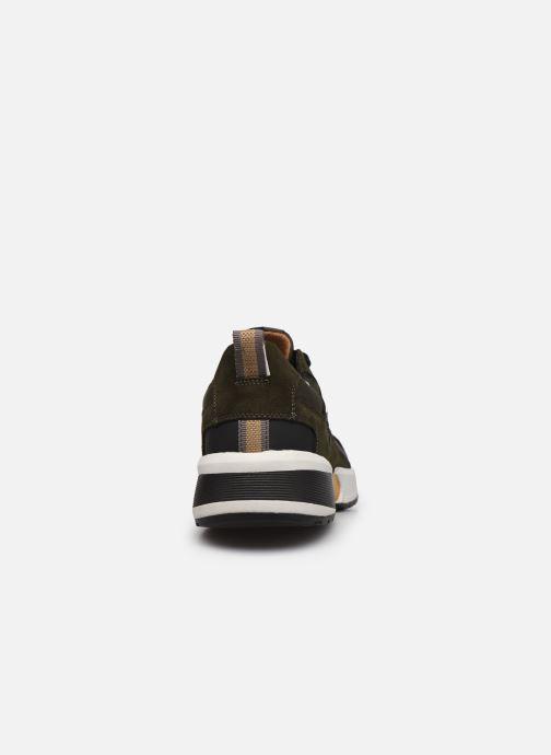 Sneaker Geox U NAVIGLIO B ABX schwarz ansicht von rechts