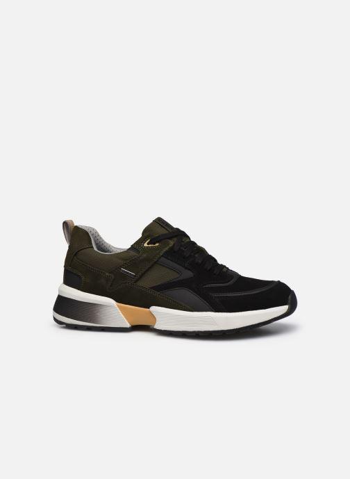 Sneaker Geox U NAVIGLIO B ABX schwarz ansicht von hinten
