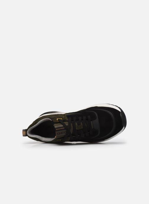 Sneaker Geox U NAVIGLIO B ABX schwarz ansicht von links