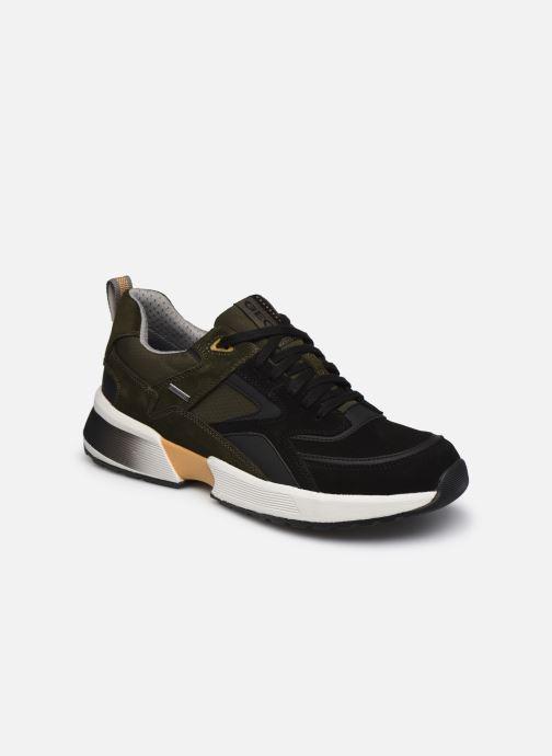 Sneaker Geox U NAVIGLIO B ABX schwarz detaillierte ansicht/modell