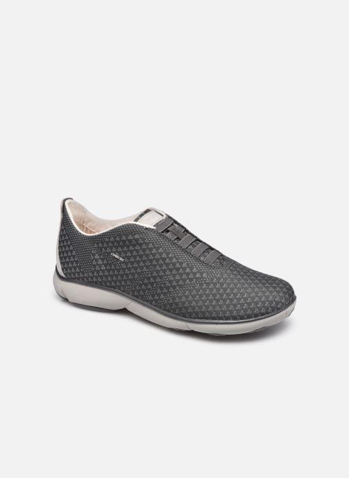 Sneaker Geox U NEBULA SUSTAINABILITY grau detaillierte ansicht/modell