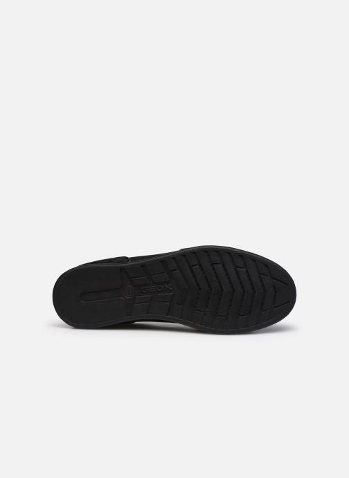 Sneaker Geox U RENAN U044GA schwarz ansicht von oben
