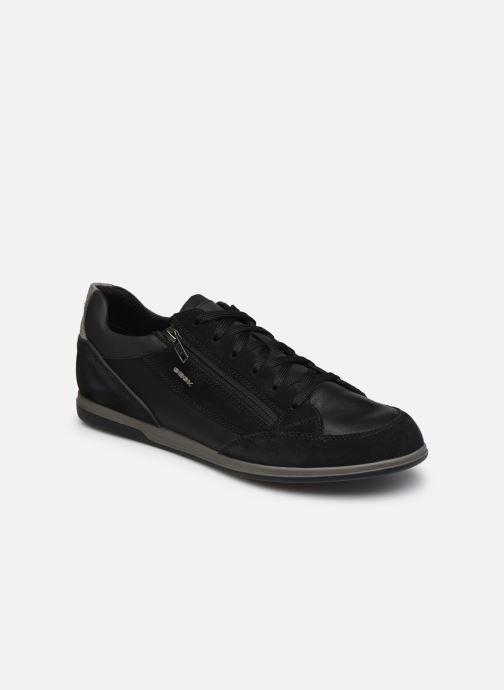 Sneaker Geox U RENAN U044GA schwarz detaillierte ansicht/modell