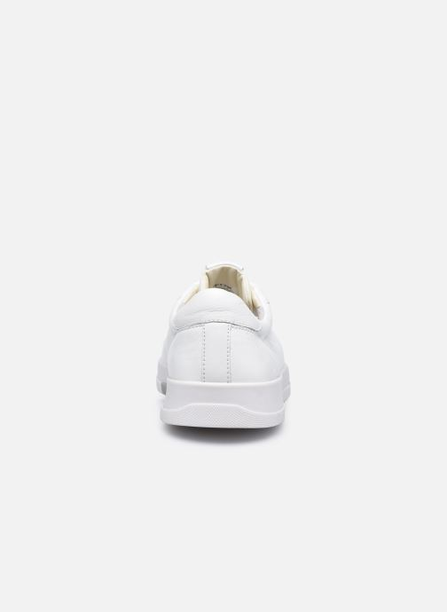 Sneakers Geox U SEGNALE Bianco immagine destra