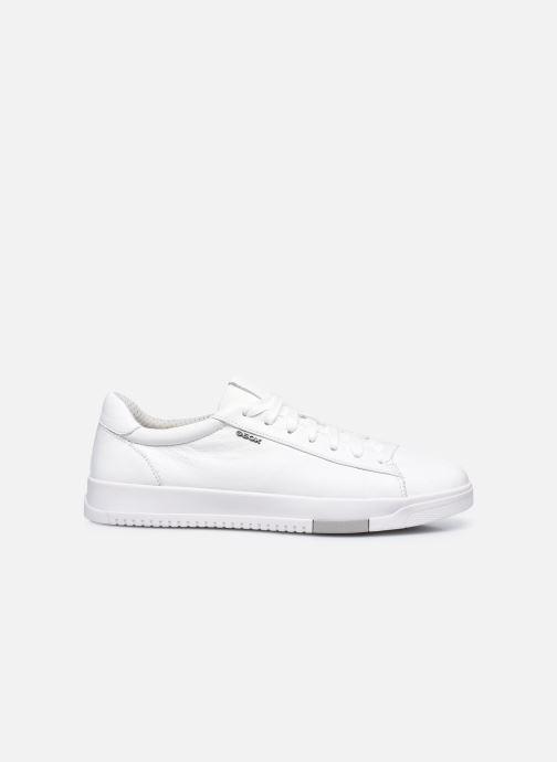 Sneakers Geox U SEGNALE Bianco immagine posteriore