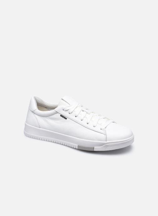 Sneakers Geox U SEGNALE Wit detail