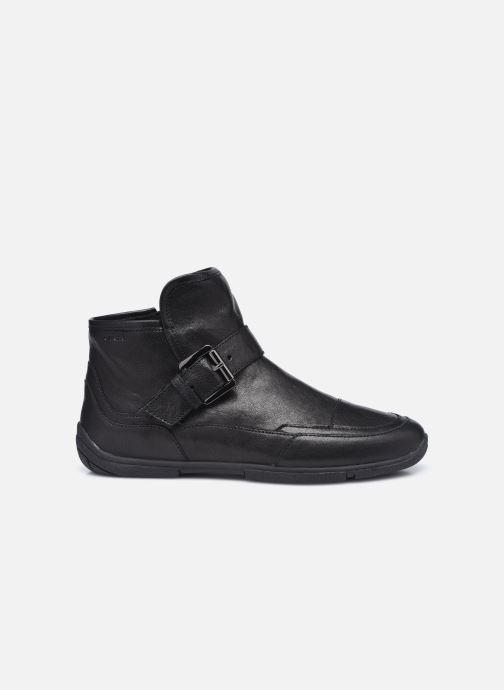 Bottines et boots Geox D AGLAIA Noir vue derrière