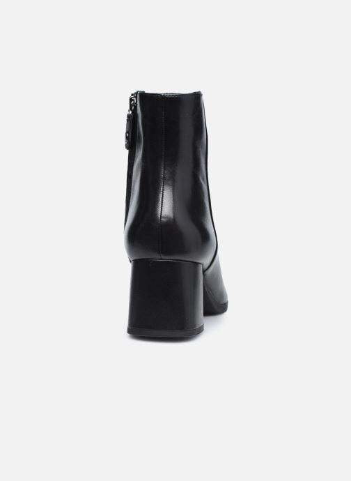 Stiefeletten & Boots Geox D CALINDA MID D04EFA schwarz ansicht von rechts
