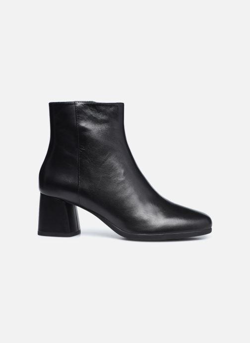 Bottines et boots Geox D CALINDA MID D04EFA Noir vue derrière