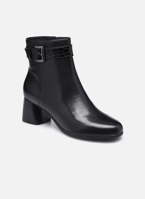 Boots en enkellaarsjes Dames D CALINDA MID D04EFH