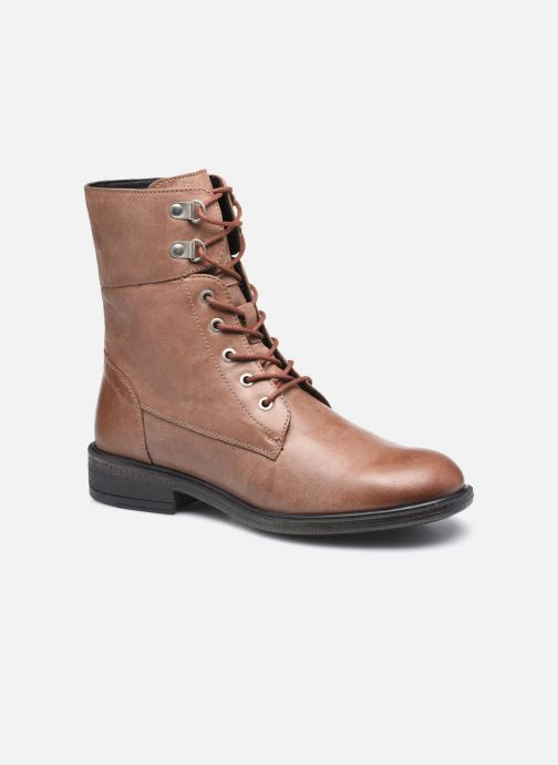 Stiefeletten & Boots Geox D CATRIA D04LQC braun detaillierte ansicht/modell