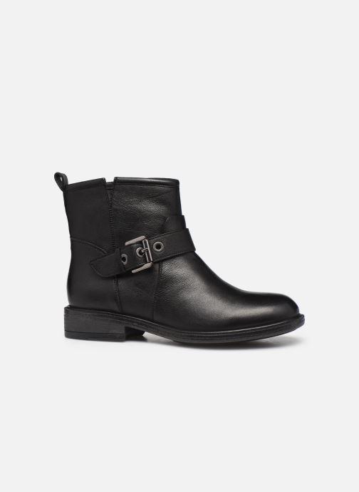 Bottines et boots Geox D CATRIA D04LQE Noir vue derrière