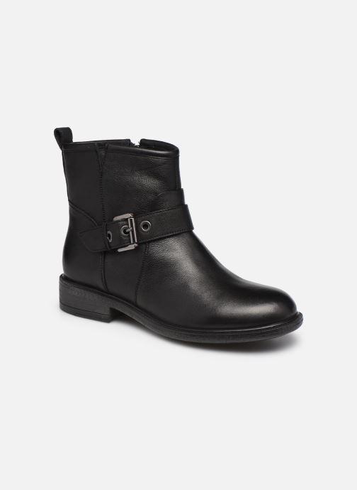 Bottines et boots Geox D CATRIA D04LQE Noir vue détail/paire