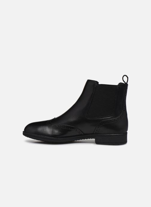 Stiefeletten & Boots Geox D JAYLON D04FYA schwarz ansicht von vorne