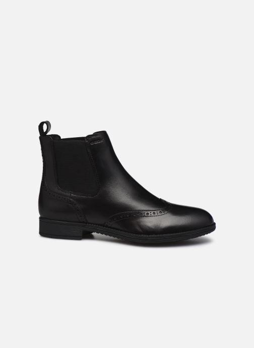 Stiefeletten & Boots Geox D JAYLON D04FYA schwarz ansicht von hinten