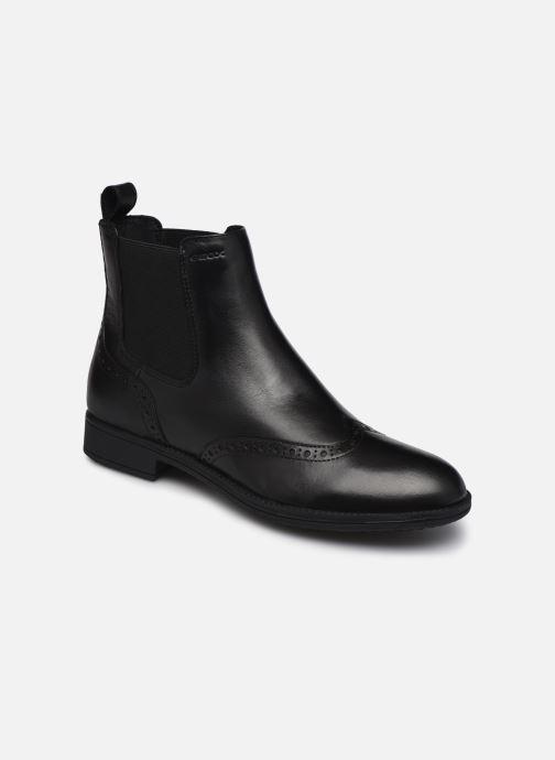 Stiefeletten & Boots Geox D JAYLON D04FYA schwarz detaillierte ansicht/modell