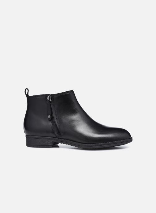 Bottines et boots Geox D JAYLON D04FYD Noir vue derrière