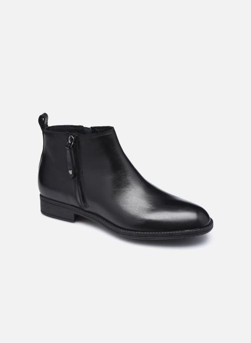 Bottines et boots Geox D JAYLON D04FYD Noir vue détail/paire
