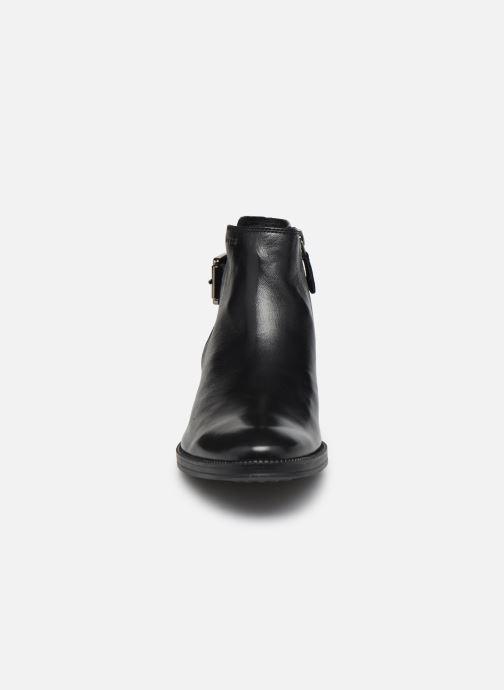 Stiefeletten & Boots Geox D LACEYIN D04BFA schwarz schuhe getragen