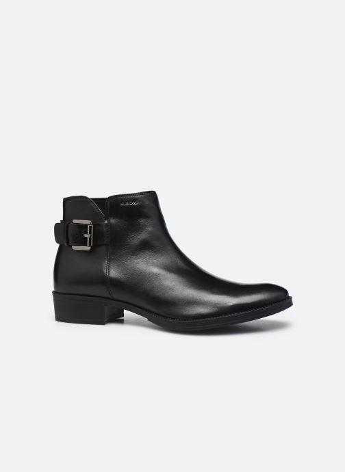 Stiefeletten & Boots Geox D LACEYIN D04BFA schwarz ansicht von hinten