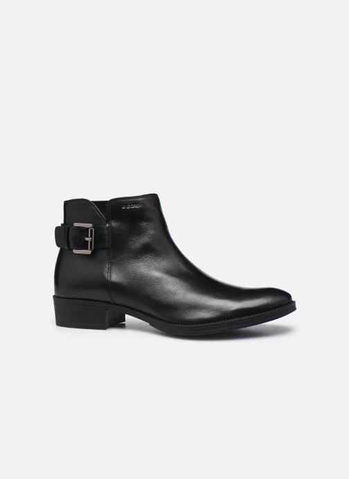 Bottines et boots Geox D LACEYIN D04BFA Noir vue derrière