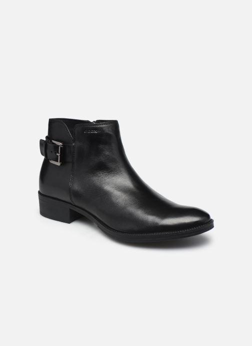 Bottines et boots Geox D LACEYIN D04BFA Noir vue détail/paire