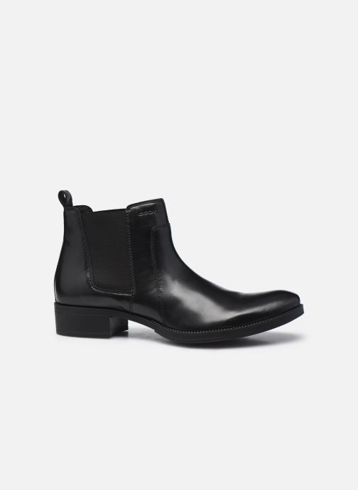 Bottines et boots Geox D LACEYIN D04BFB Noir vue derrière