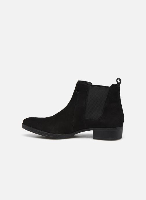 Stiefeletten & Boots Geox D LACEYIN D04BFB schwarz ansicht von vorne