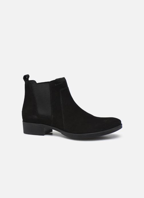 Stiefeletten & Boots Geox D LACEYIN D04BFB schwarz ansicht von hinten