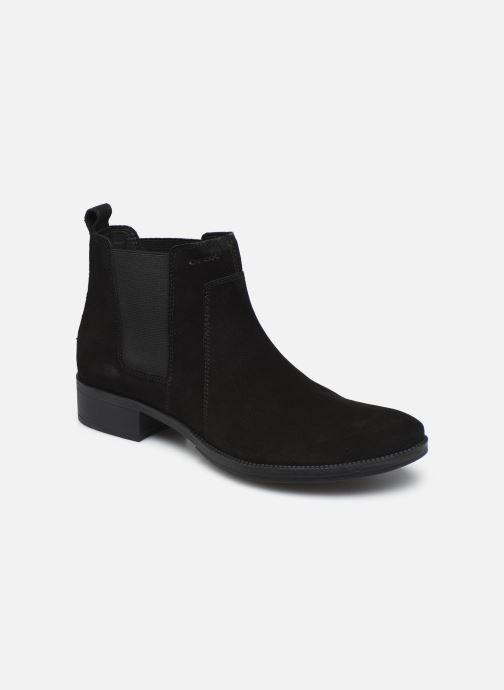 Stiefeletten & Boots Geox D LACEYIN D04BFB schwarz detaillierte ansicht/modell